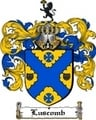 Thumbnail Luscomb Family Crest  Luscomb Coat of Arms