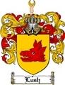 Thumbnail Lush Family Crest  Lush Coat of Arms