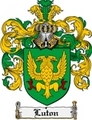 Thumbnail Luton Family Crest Luton Coat of Arms Digital Download