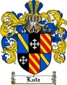 Thumbnail Lutz Family Crest  Lutz Coat of Arms
