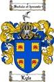 Thumbnail Lyle Family Crest  Lyle Coat of Arms