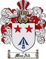 Thumbnail Macall Family Crest  Macall Coat of Arms