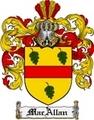 Thumbnail Macallan Family Crest  Macallan Coat of Arms