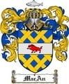 Thumbnail Macan Family Crest  Macan Coat of Arms