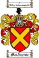 Thumbnail Macandrew Family Crest  Macandrew Coat of Arms