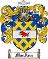 Thumbnail Macann Family Crest  Macann Coat of Arms