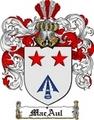 Thumbnail Macaul Family Crest  Macaul Coat of Arms