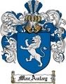 Thumbnail Macaulay Family Crest  Macaulay Coat of Arms