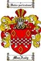 Thumbnail Macauly Family Crest  Macauly Coat of Arms