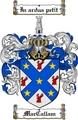 Thumbnail Maccallam Family Crest  Maccallam Coat of Arms