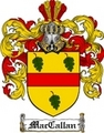 Thumbnail Maccallan Family Crest Maccallan Coat of Arms Digital Download