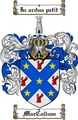 Thumbnail Maccallum Family Crest  Maccallum Coat of Arms