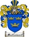 Thumbnail Maccanward Family Crest  Maccanward Coat of Arms