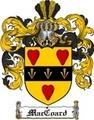 Thumbnail Maccoard Family Crest  Maccoard Coat of Arms