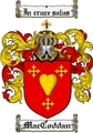 Thumbnail Maccoddan Family Crest  Maccoddan Coat of Arms