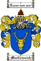 Thumbnail Maccoinnich Family Crest  Maccoinnich Coat of Arms