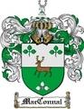 Thumbnail Macconnal Family Crest  Macconnal Coat of Arms