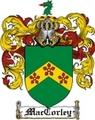 Thumbnail Maccorley Family Crest  Maccorley Coat of Arms