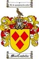 Thumbnail Maccostello Family Crest  Maccostello Coat of Arms