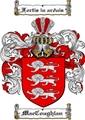 Thumbnail Maccoughlan Family Crest  Maccoughlan Coat of Arms