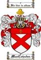 Thumbnail Maccowden Family Crest  Maccowden Coat of Arms