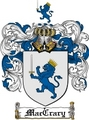 Thumbnail Maccrary Family Crest  Maccrary Coat of Arms