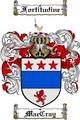 Thumbnail Maccray Family Crest  Maccray Coat of Arms