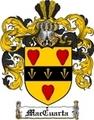Thumbnail Maccuarta Family Crest  Maccuarta Coat of Arms