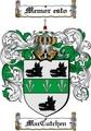 Thumbnail Maccutchen Family Crest  Maccutchen Coat of Arms