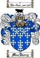Thumbnail Macdarcy Family Crest  Macdarcy Coat of Arms