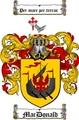 Thumbnail Macdonald Family Crest / Macdonald Coat of Arms