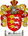 Thumbnail Macdownie Family Crest  Macdownie Coat of Arms