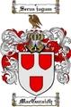 Thumbnail Macgaraidh Family Crest  Macgaraidh Coat of Arms