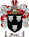 Thumbnail Macgee Family Crest  Macgee Coat of Arms