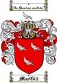 Thumbnail Macgill Family Crest  Macgill Coat of Arms