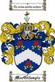 Thumbnail Macgillespie Family Crest  Macgillespie Coat of Arms