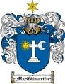 Thumbnail Macgilmartin Family Crest  Macgilmartin Coat of Arms
