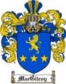 Thumbnail Macgilroy Family Crest  Macgilroy Coat of Arms