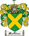 Thumbnail Macgiven Family Crest  Macgiven Coat of Arms