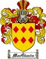 Thumbnail Macglavin Family Crest  Macglavin Coat of Arms