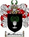 Thumbnail Macglowry Family Crest  Macglowry Coat of Arms