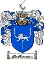 Thumbnail Macgorman Family Crest  Macgorman Coat of Arms