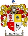 Thumbnail Macgraw Family Crest  Macgraw Coat of Arms
