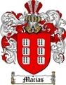 Thumbnail Macias Family Crest  Macias Coat of Arms