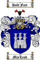 Thumbnail Macleod Family Crest / Macleod Coat of Arms