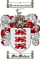 Thumbnail Macmahan Family Crest  Macmahan Coat of Arms