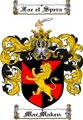 Thumbnail Macmaken Family Crest  Macmaken Coat of Arms