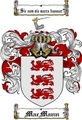 Thumbnail Macmann Family Crest  Macmann Coat of Arms
