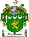 Thumbnail Macmanus Family Crest  Macmanus Coat of Arms