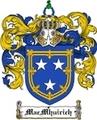 Thumbnail Macmhuirich Family Crest  Macmhuirich Coat of Arms